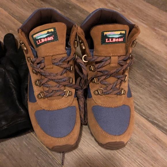 b25761bd42d Woman's Katahdin hiking boots size 7 LLBean